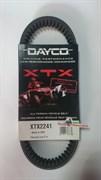 Усиленный ремень вариатора DAYCO XTX2241