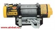 Лебедка электрическая для тяжелого квадроцикла T-MAX ATW-PRO 4500   W0370