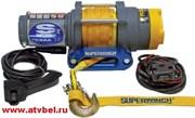 Лебедка электрическая для ATV Superwinch Terra35 с синтетическим тросом  W0859