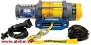 Лебедка электрическая для ATV Superwinch Terra45 с синтетическим тросом  W0861