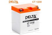 АКБ Delta CT1230