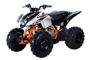 Квадроцикл (снегоболотоход 4-х колесный) Kayo Storm 150