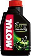 Масло MOTUL 5100 4T 10W40 1 литр  104066