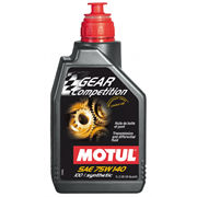 Масло MOTUL GEAR COMPETITION 75W140 1 литр  105779