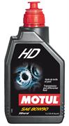 Масло MOTUL HD 80W90 1 литр  105781