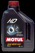 Масло MOTUL HD 85W140 2 литра  100112