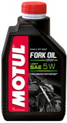Вилочное масло MOTUL FORK OIL EXPERT 5W 1 литр  105929