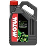 Масло MOTUL 5100 4T 15W50 4 литра  104083