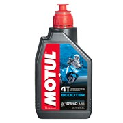 Масло MOTUL SCOOTER 4T 10W40 MB 1 литр  105937