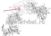 Прокладка теплоизоляционная 9010-140302