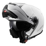 Шлем LS2 FF325 STROBE SNOW+балаклава